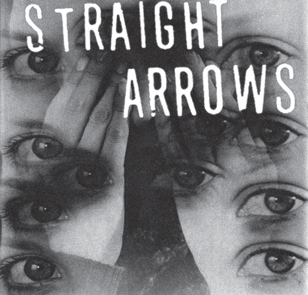 "Straight Arrows - ""Make Up Your Mind"" 7"""