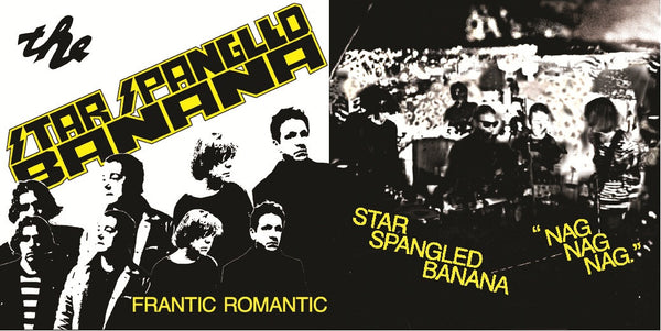 Star Spangled Banana - Frantic Romantic 7""