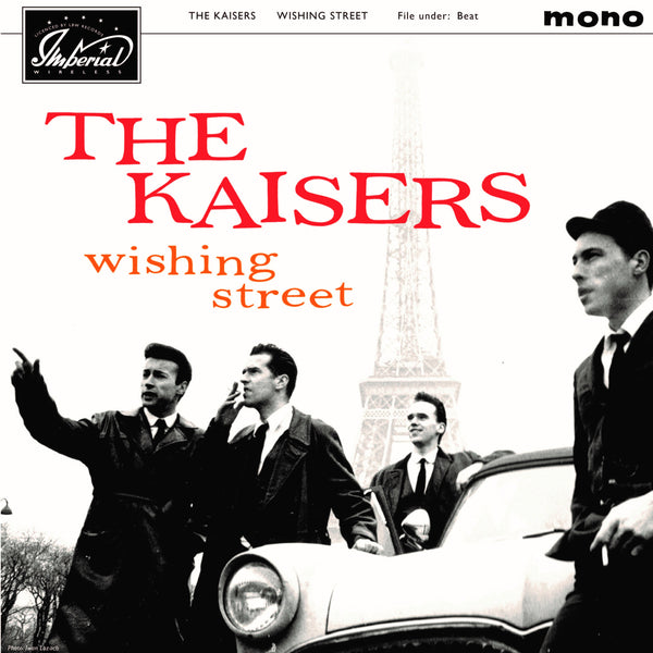 THE KAISERS - WISHING STREET    LP / CD