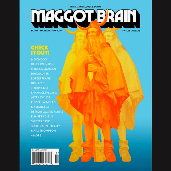 Maggot Brain: Issue #2