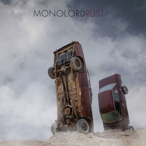 MONOLORD - RUST    (2LP (COLOURED VINY) / 2LP / CD)