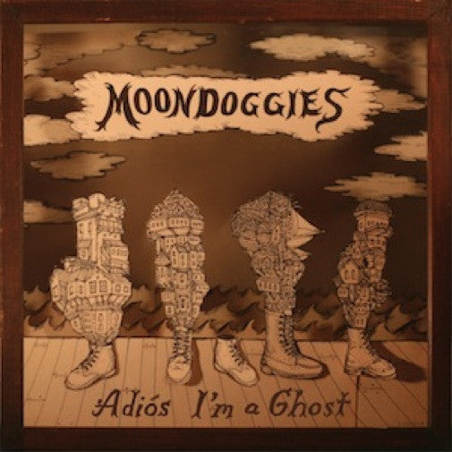Moondoggies - Adios I'm a Ghost   CD / LP