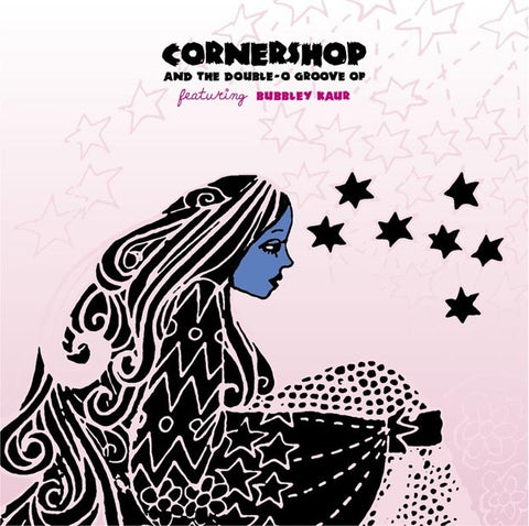 Cornershop / Bubbley Kuar - Cornershop And the Double-O Groove Of