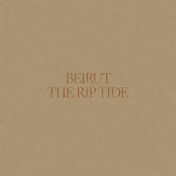 Beirut - The Rip Tide  CD