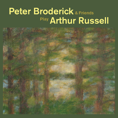Peter Broderick & Friends play Arthur Russell   LP