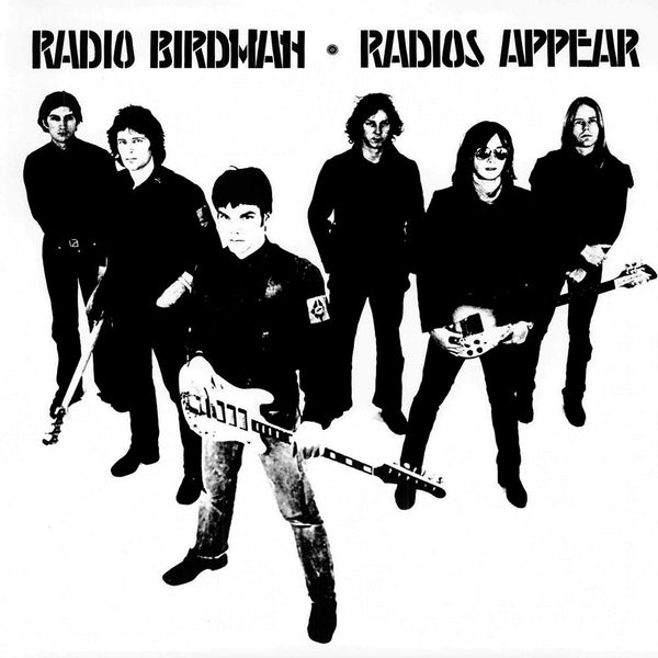 Radio Birdman - Radios Appear (Sire Version)  2xCD