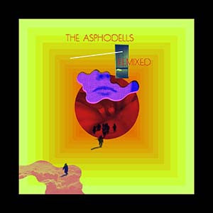The Asphodells - Remixed CD / 2LP
