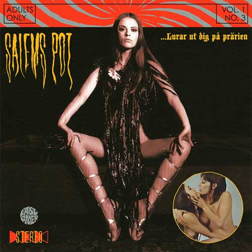 SALEM'S POT - LURAR UT DIG PA PRARIEN   CD/LP