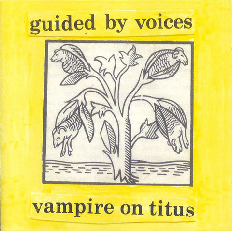 Guided By Voices - Vampire On Titus (GOLD VINYL)