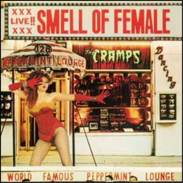 THE CRAMPS - Smell of Female (COLOURED VINYL)