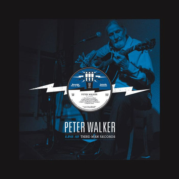Peter Walker - Live at Third Man - LP