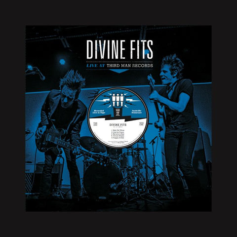 Divine Fits - Live at Third Man Records - LP