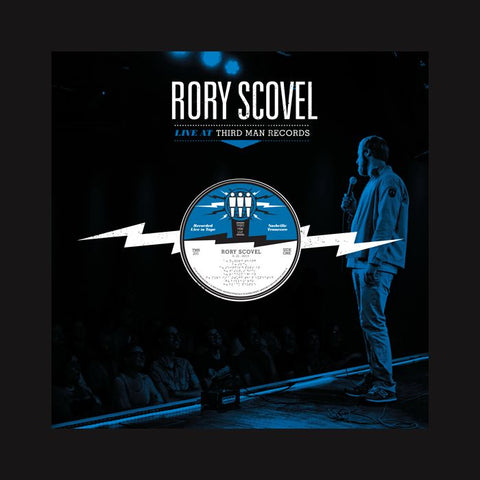 Rory Scovel - Live at Third Man - LP