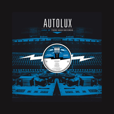 Autolux - Live at Third Man Records - LP