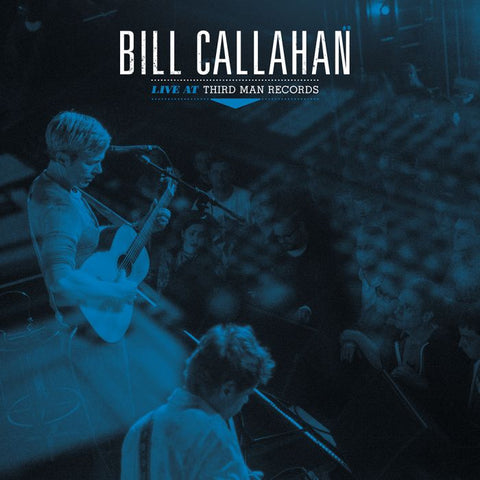 Bill Callahan - Live at Third Man Records - LP