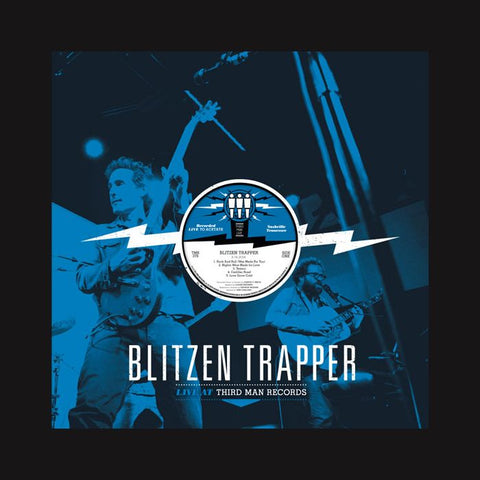 Blitzen Trapper - Live at Third Man Records - LP