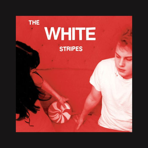 White Stripes: Let's Shake Hands  7""