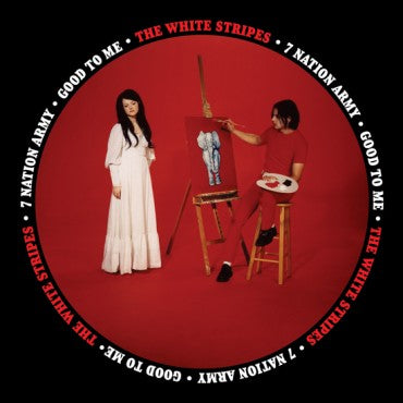 White Stripes: Seven Nation Army 7""