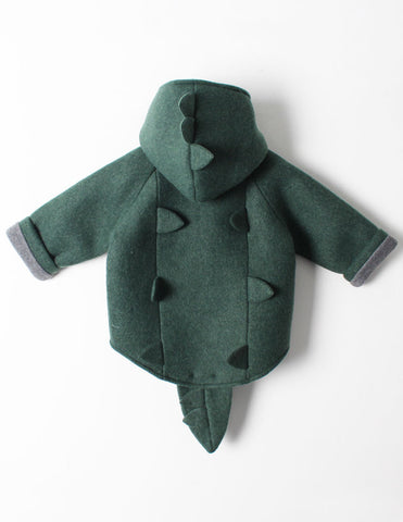 Dinosaur Jacket Green