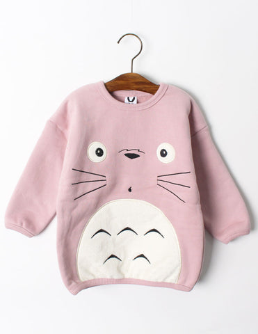 Seal Jumper Pink