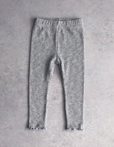 Bell Leggings Grey