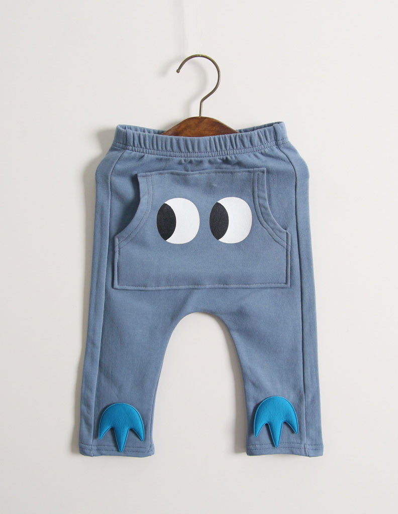 Dinosaur Trousers Blue
