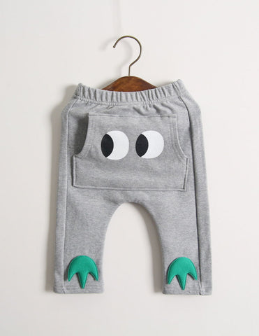 Dinosaur Trousers Grey