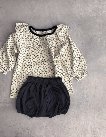 Flower Cara Blouse Cream