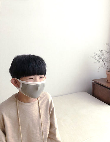 Unisex Cotton Face Mask (Set of 5)
