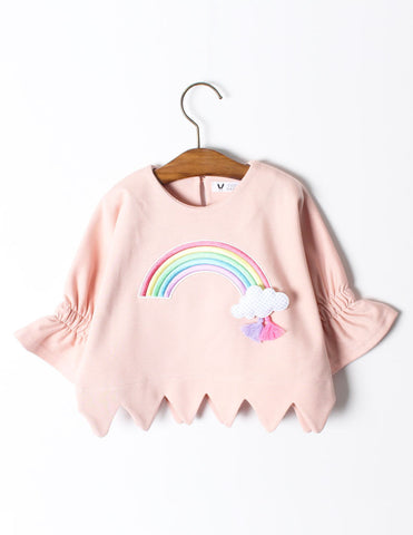 Rainbow Jumper Pink