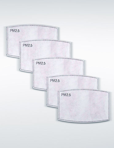 Replacement Filter Insert Pack of 5