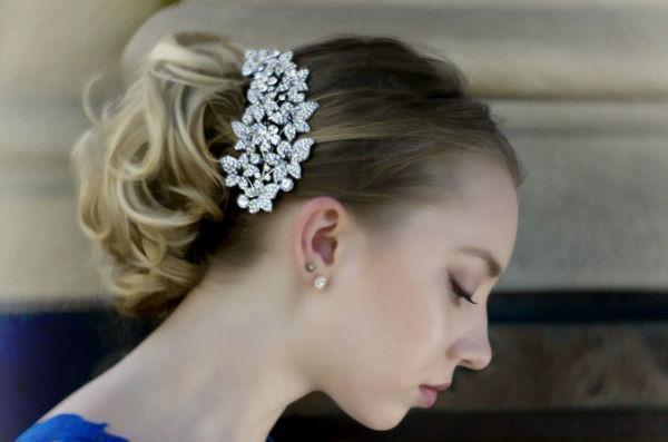 Wedding inspiration: SS16 Bridal Hair Accessories | Tegen Accessories
