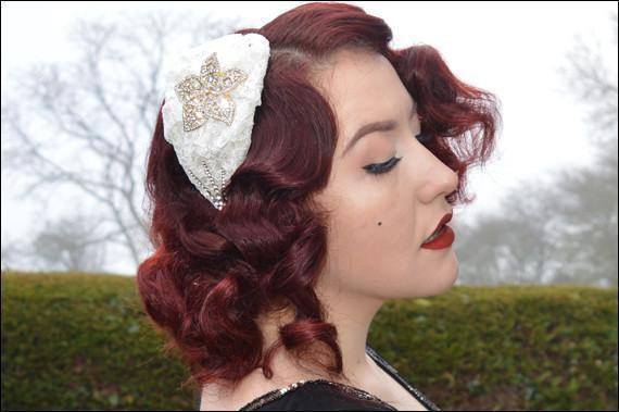 Blogger feature: vintage hair styles with Miss Amy May | Tegen Accessories