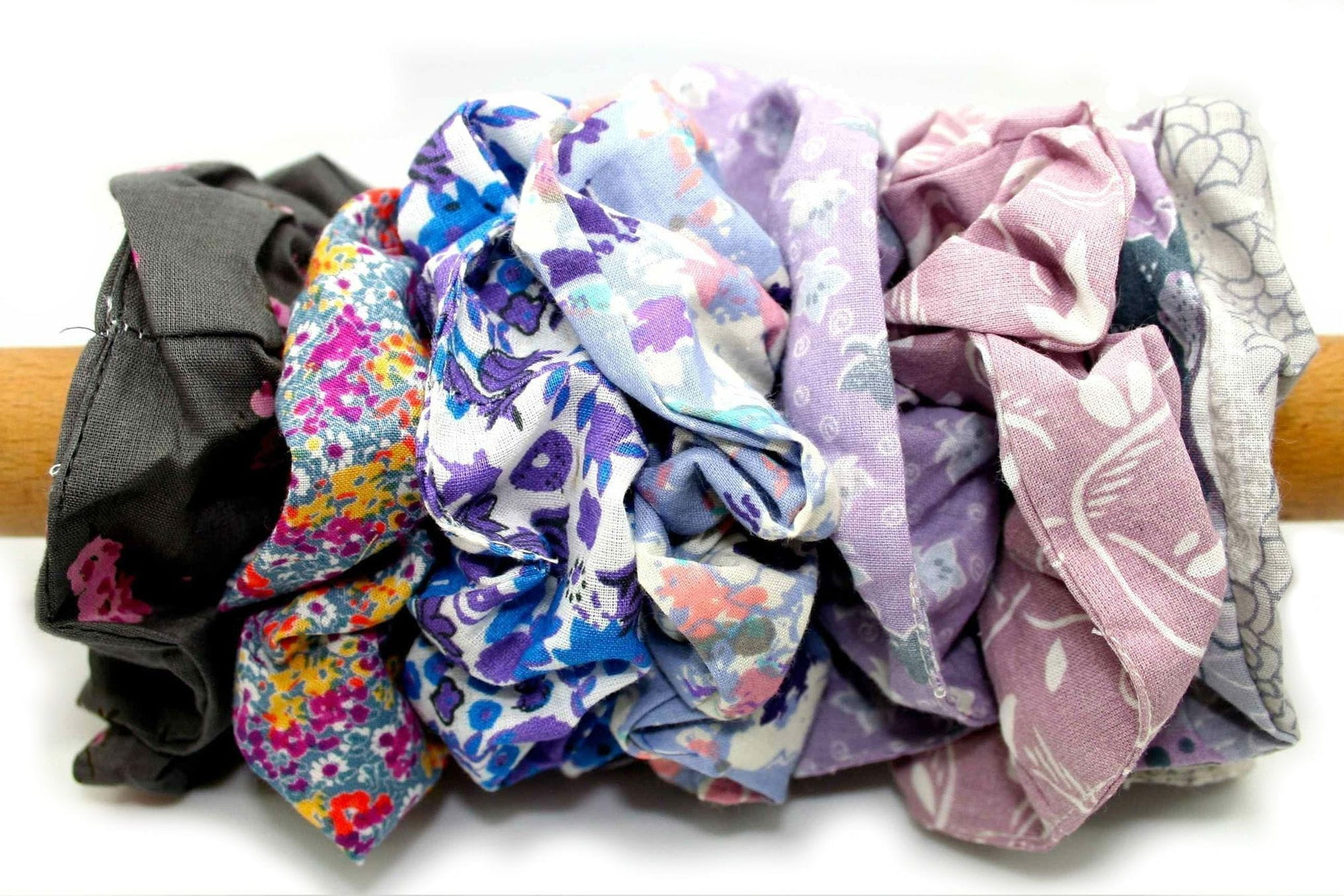 Scrunchies to Make a Huge Comeback in the New Year | Tegen Accessories