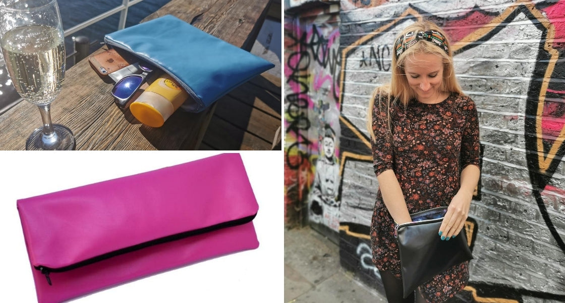 New Launch: Constance Halliday Clutch Bags