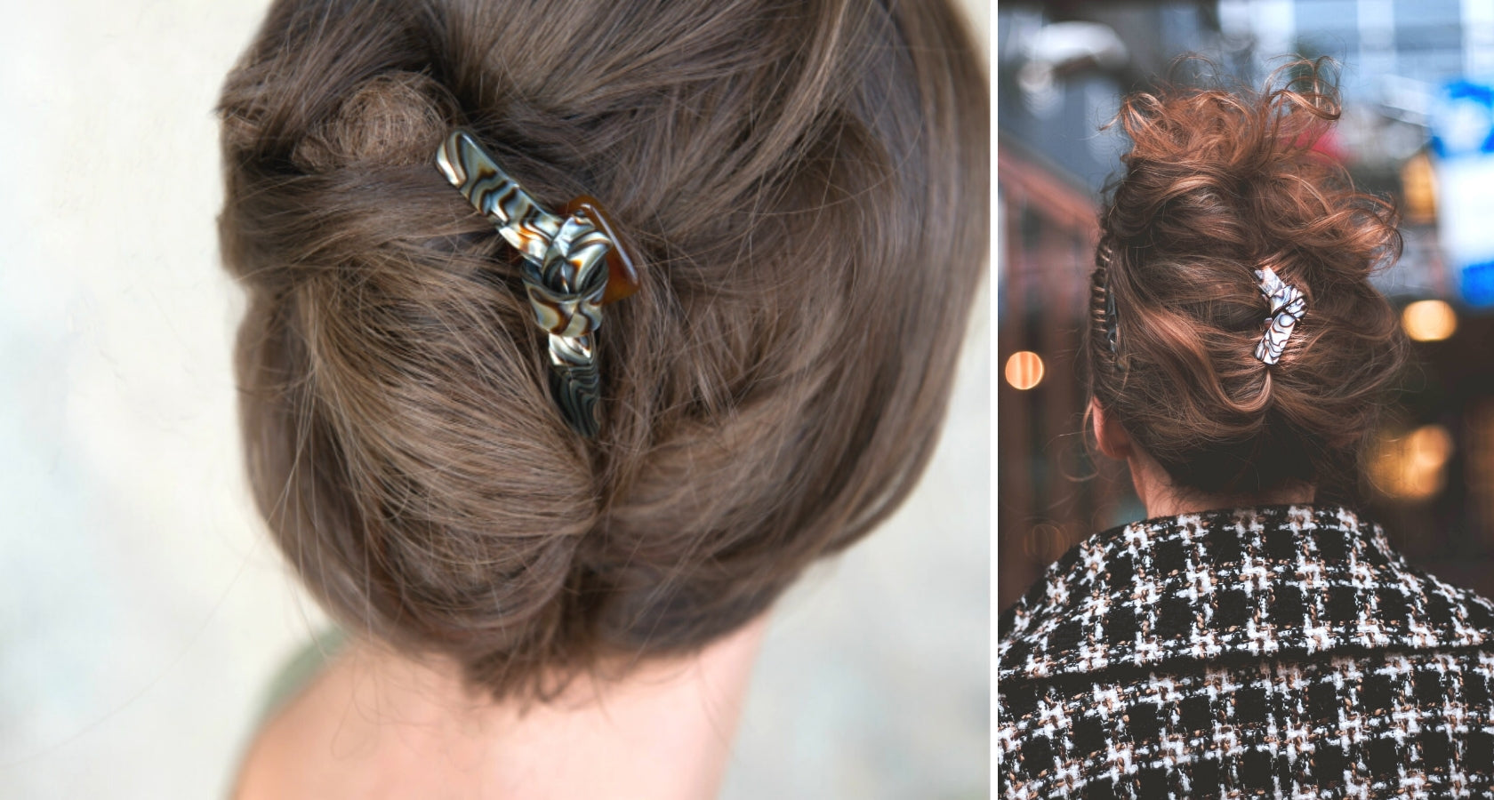 Hair Tutorial: How To Use Chignon Pins