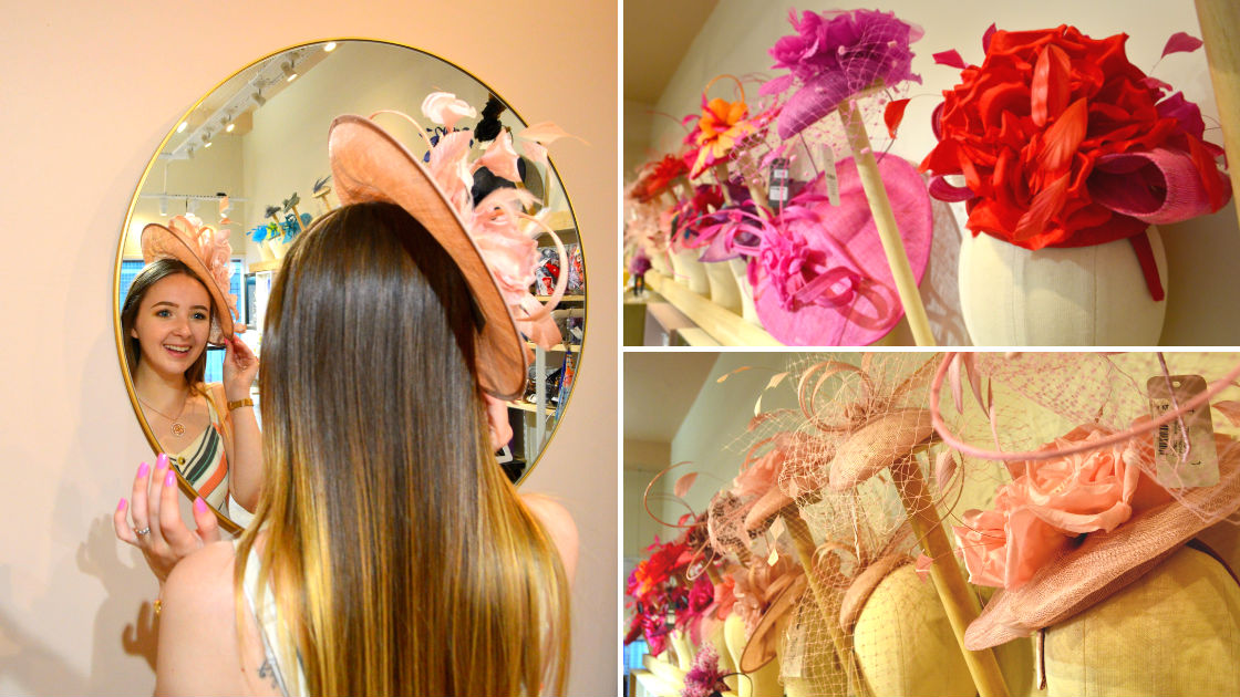 How to choose and wear your fascinator