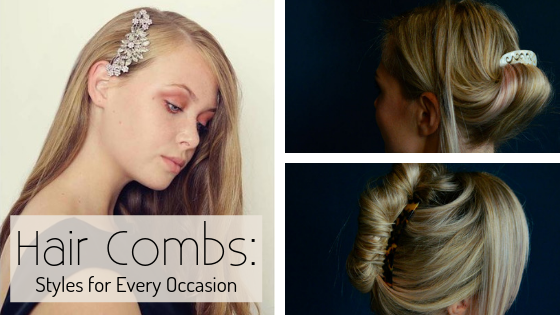Hair Combs: Styles for Every Occasion