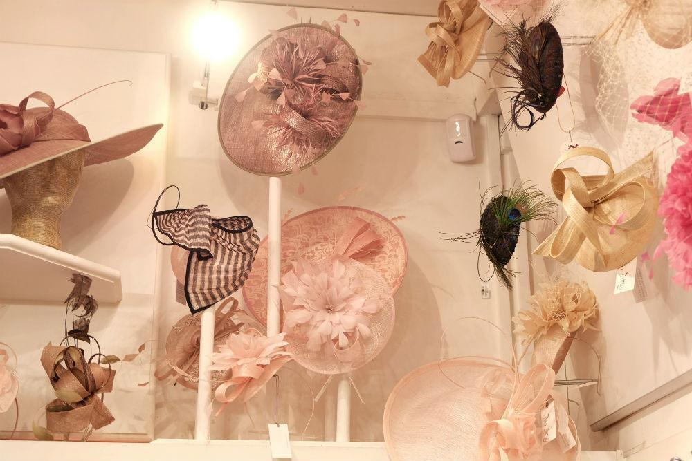 A little bit about our Brighton hat shop... | Tegen Accessories