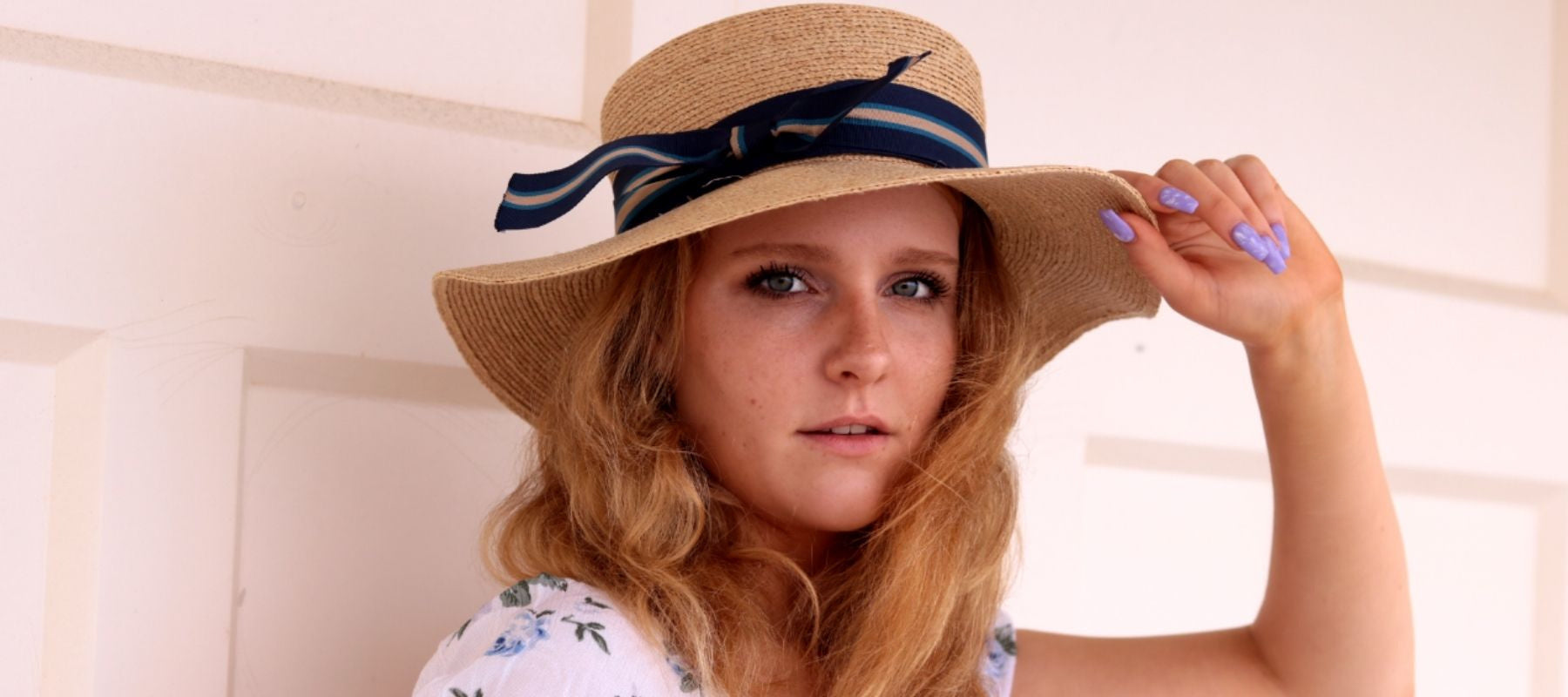 Summer sun hats at Tegen Accessories