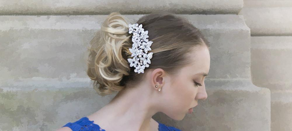 Swarovski Crystal Hair Accessories