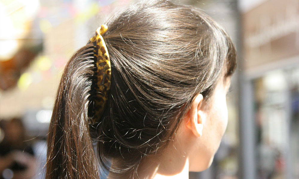 Banana Hair Clips for Hair Tegen Accessories