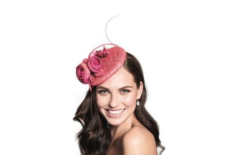 ascot headpiece
