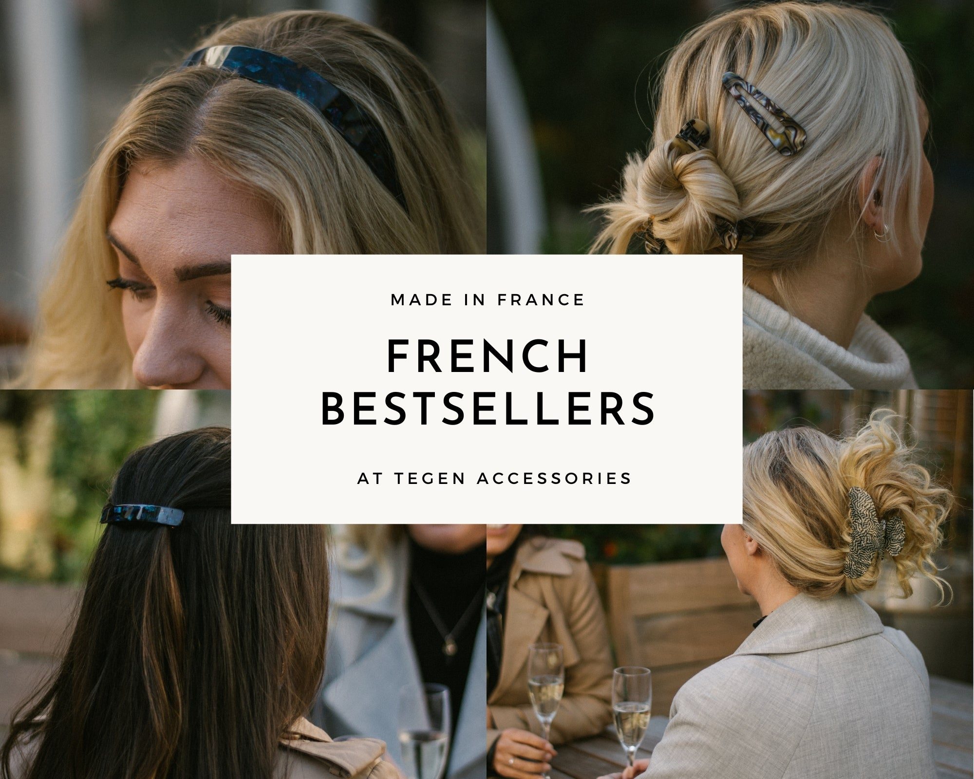 Best Selling French Hair Accessories