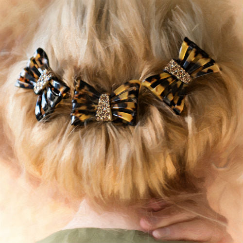 Luxury Handmade French Hair Accessories Tegen Accessories