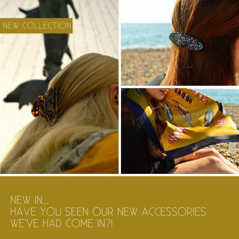 New Collection of Accessories at Tegen Accessories