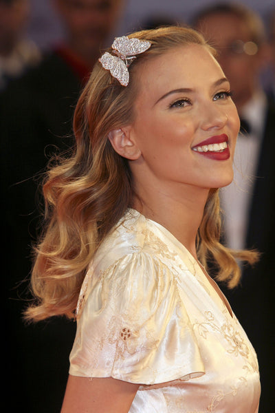 Scarlett Johansson At The 63rd Venice Film Festival