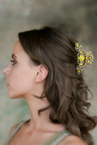 Swarovski Crystal Hair Accessories at Tegen Accessories