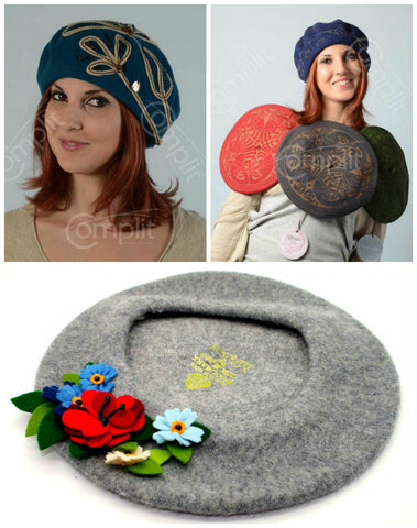 Tegen Accessories Beret Selection - Winter Accessories