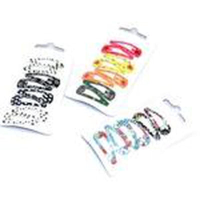 8x Mini Print Snap Clips-Snap clips-Children-Tegen Accessories